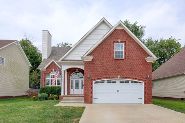 3764 Windmill Dr, Clarksville, TN 37040 (MLS #RTC2070289) :: RE/MAX Homes And Estates