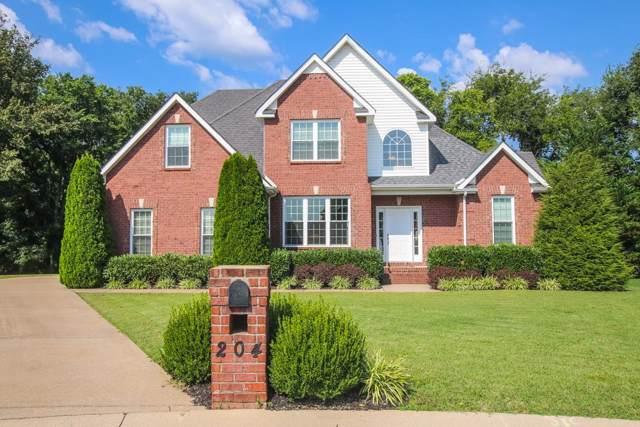 204 Forsyth St, Murfreesboro, TN 37127 (MLS #RTC2070305) :: REMAX Elite