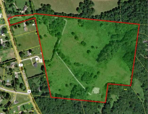 0 Pulaski Hwy, Culleoka, TN 38451 (MLS #RTC2070309) :: Ashley Claire Real Estate - Benchmark Realty