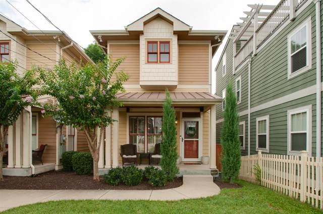 1808A 7th Avenue North, Nashville, TN 37208 (MLS #RTC2070429) :: Ashley Claire Real Estate - Benchmark Realty