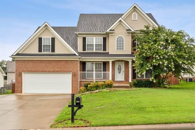 3008 Outfitters Dr, Clarksville, TN 37040 (MLS #RTC2070510) :: John Jones Real Estate LLC