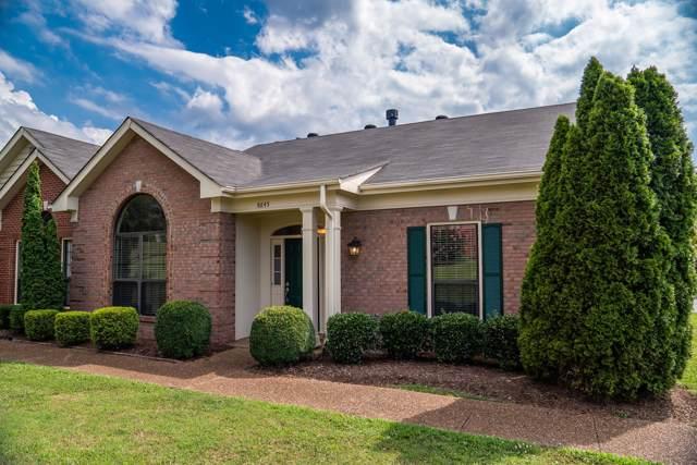 8645 Sawyer Brown Rd, Nashville, TN 37221 (MLS #RTC2070573) :: Fridrich & Clark Realty, LLC