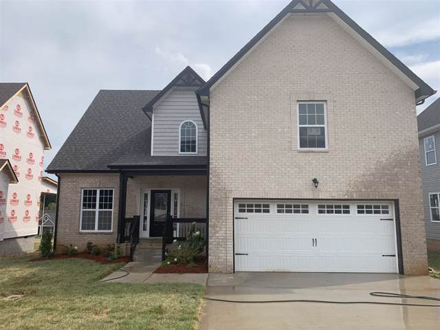103 Locust Run, Clarksville, TN 37043 (MLS #RTC2070825) :: Christian Black Team