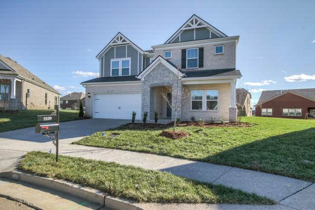 5109 Helmsdale Crt, Hermitage, TN 37076 (MLS #RTC2070896) :: The Group Campbell powered by Five Doors Network