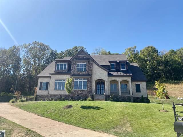 815 Singleton Lane *Lot 20, Brentwood, TN 37027 (MLS #RTC2070919) :: Village Real Estate
