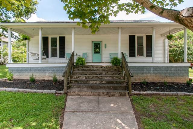 334 Oak Street, Kingston Springs, TN 37082 (MLS #RTC2070940) :: REMAX Elite
