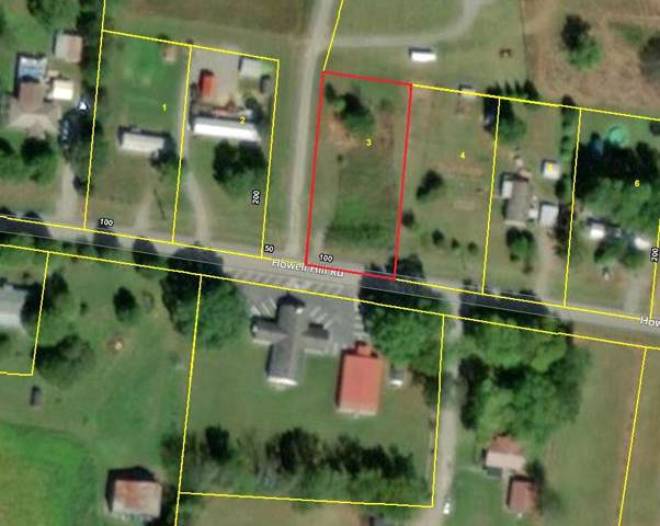 0 Howell Hill Rd, Fayetteville, TN 37334 (MLS #RTC2071097) :: Nashville on the Move