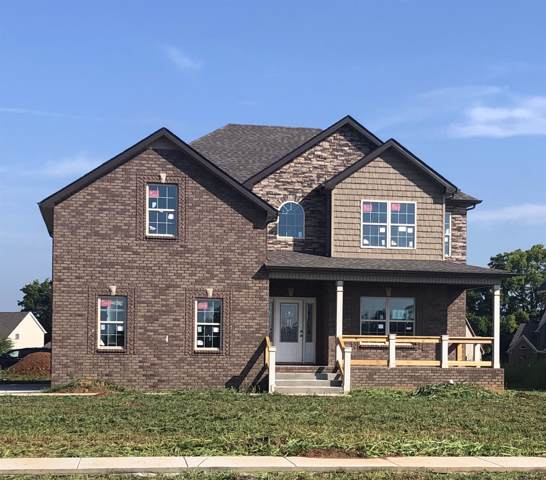 136 Lot 136 Hickory Wild, Clarksville, TN 37043 (MLS #RTC2071098) :: Christian Black Team