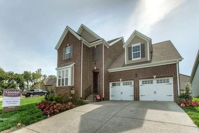 4611 Maryweather, Lot 21, Murfreesboro, TN 37128 (MLS #RTC2071121) :: John Jones Real Estate LLC