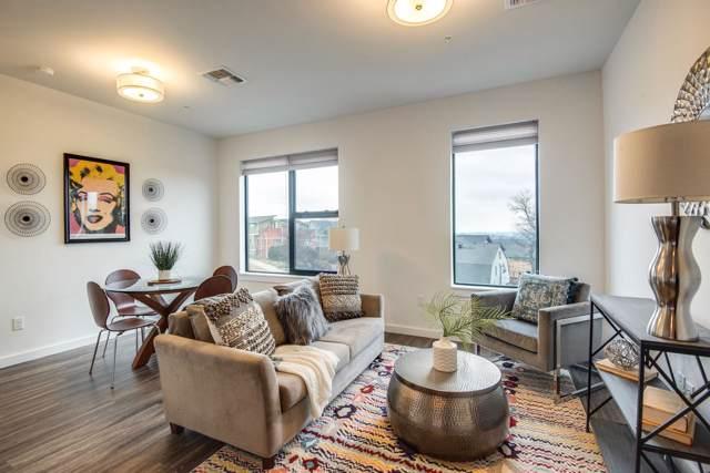 1900 12th Ave S #406, Nashville, TN 37203 (MLS #RTC2071166) :: Village Real Estate