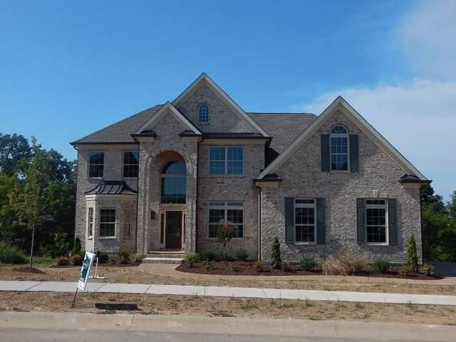 1040 Lawson Ln, Lot 208, Nolensville, TN 37135 (MLS #RTC2071216) :: Village Real Estate