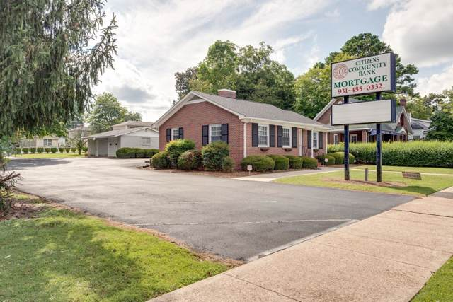 312 S Jackson St, Tullahoma, TN 37388 (MLS #RTC2071219) :: Cory Real Estate Services
