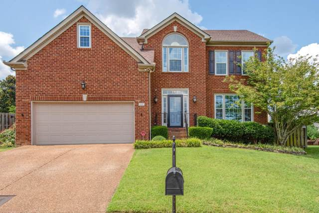 5337 Fredericksburg Way W, Brentwood, TN 37027 (MLS #RTC2071319) :: FYKES Realty Group