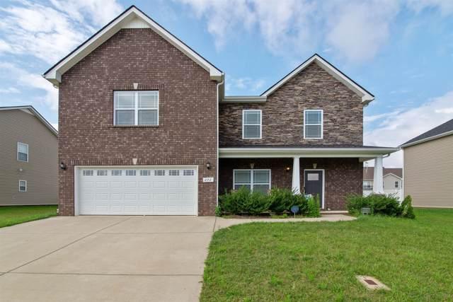 272 Autumn Terrace Ln, Clarksville, TN 37040 (MLS #RTC2071375) :: Nashville on the Move