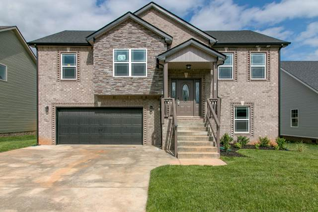 2653 Allen Griffey, Clarksville, TN 37042 (MLS #RTC2071388) :: The Group Campbell powered by Five Doors Network