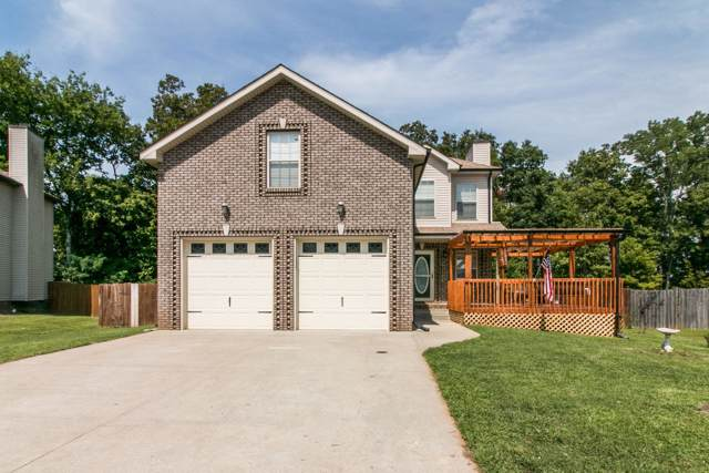 1913 Jackie Lorraine Dr, Clarksville, TN 37042 (MLS #RTC2071391) :: The Group Campbell powered by Five Doors Network