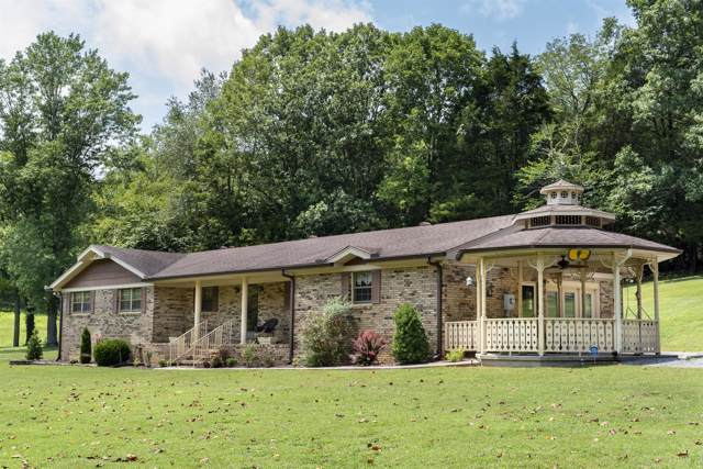 90 E Buffalo Rd, Pleasant Shade, TN 37145 (MLS #RTC2071431) :: John Jones Real Estate LLC