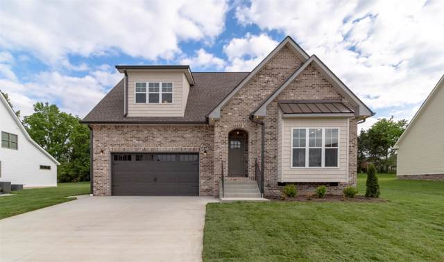 1260 Easthaven Drive, Clarksville, TN 37043 (MLS #RTC2071554) :: Christian Black Team