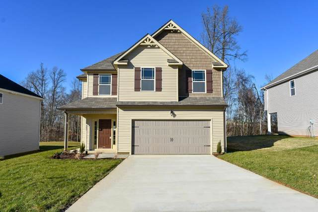 393 West Creek Farms, Clarksville, TN 37042 (MLS #RTC2071664) :: CityLiving Group