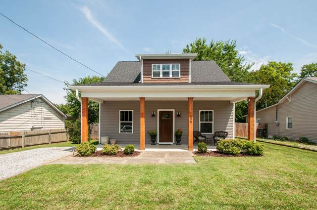 530 Raymond St, Nashville, TN 37211 (MLS #RTC2071666) :: REMAX Elite