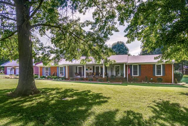 685 Midway St, Lewisburg, TN 37091 (MLS #RTC2071697) :: Ashley Claire Real Estate - Benchmark Realty