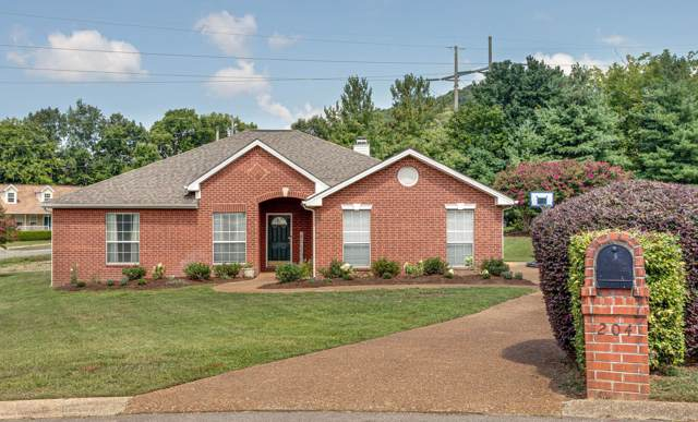 204 Trophy Court, Thompsons Station, TN 37179 (MLS #RTC2071720) :: Village Real Estate