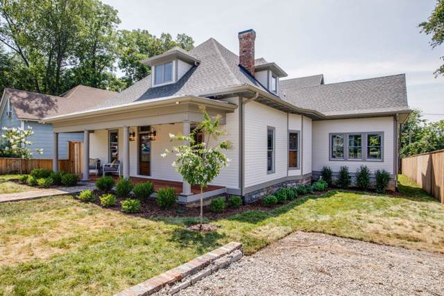 1013 Paris, Nashville, TN 37204 (MLS #RTC2071731) :: DeSelms Real Estate