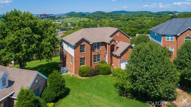1029 N Clubhouse Ct, Franklin, TN 37067 (MLS #RTC2071758) :: RE/MAX Choice Properties