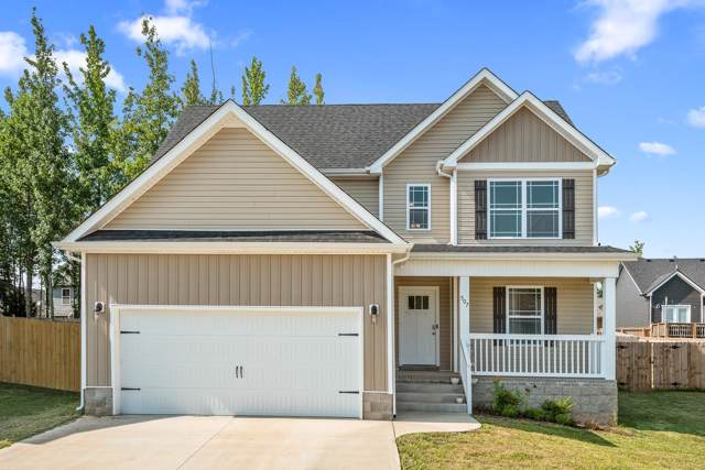 507 Medallion Cir, Clarksville, TN 37042 (MLS #RTC2071766) :: DeSelms Real Estate