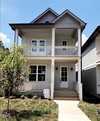 609B 49Th Ave N, Nashville, TN 37209 (MLS #RTC2071798) :: FYKES Realty Group