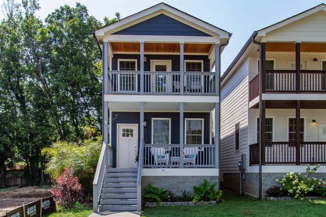 175A Rural Ave, Nashville, TN 37209 (MLS #RTC2071873) :: RE/MAX Homes And Estates
