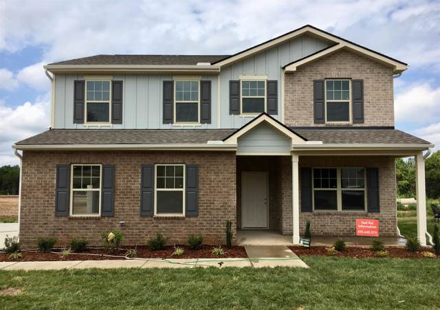 2529 Sandstone Circle, Murfreesboro, TN 37130 (MLS #RTC2071883) :: Ashley Claire Real Estate - Benchmark Realty