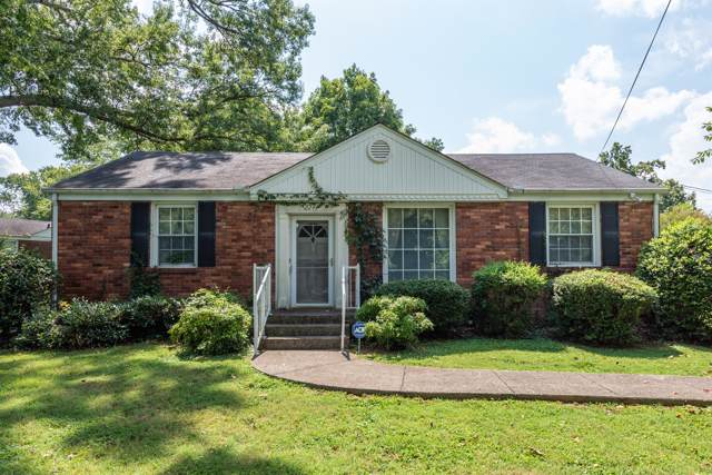 2244 Ridgecrest Dr, Nashville, TN 37216 (MLS #RTC2071908) :: RE/MAX Homes And Estates