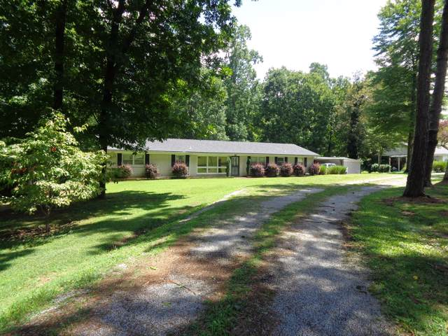 1038 Hayes Rd, Lawrenceburg, TN 38464 (MLS #RTC2071984) :: HALO Realty
