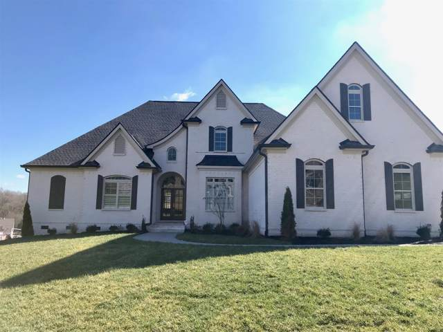 308 Bayberry Ct. /Lot 530, Nolensville, TN 37135 (MLS #RTC2071989) :: RE/MAX Choice Properties