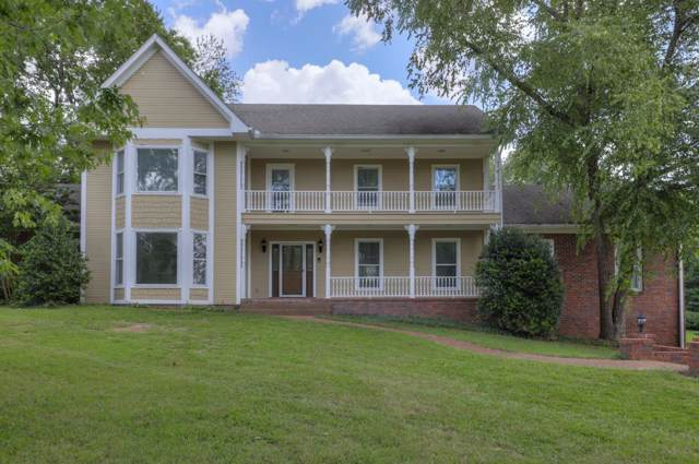 1310 Choctaw Trail, Brentwood, TN 37027 (MLS #RTC2072056) :: FYKES Realty Group