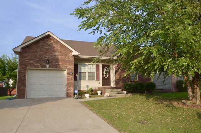 609 Deer Ridge Dr, Clarksville, TN 37042 (MLS #RTC2072068) :: DeSelms Real Estate