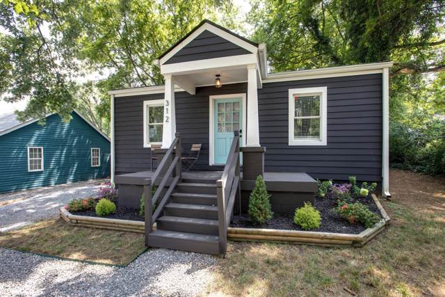 312 Marshall St, Nashville, TN 37207 (MLS #RTC2072099) :: REMAX Elite