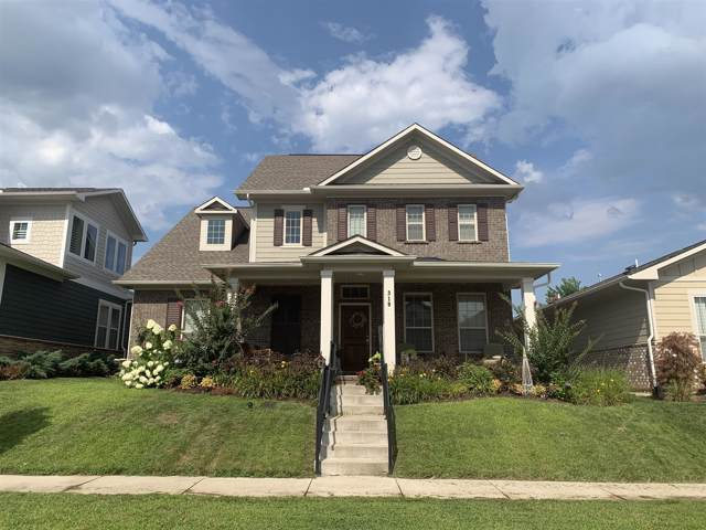319 Tanglewood Lane, Hendersonville, TN 37075 (MLS #RTC2072113) :: Five Doors Network