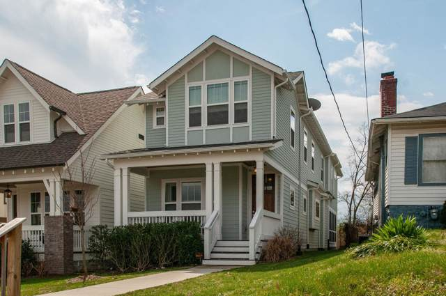 1015B Caldwell Ave, Nashville, TN 37204 (MLS #RTC2072153) :: Village Real Estate