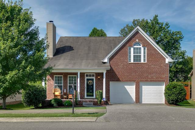 1037 Countess Lane, Spring Hill, TN 37174 (MLS #RTC2072164) :: Nashville on the Move