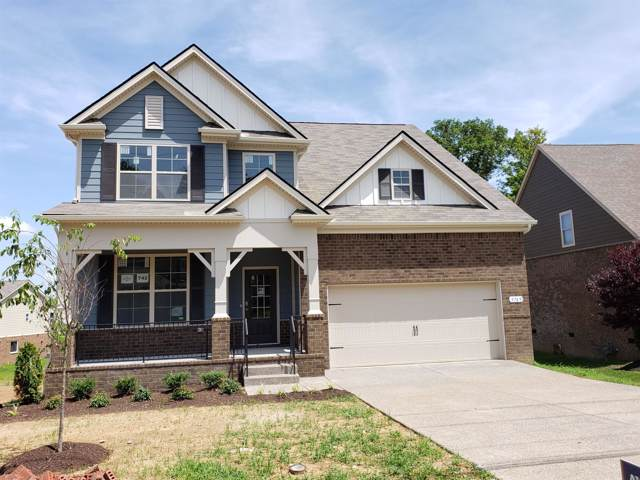 3749 Montgomery Way #742, Smyrna, TN 37167 (MLS #RTC2072190) :: Team Wilson Real Estate Partners