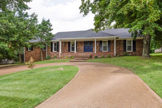 5712 Hearthstone Ln., Brentwood, TN 37027 (MLS #RTC2072194) :: FYKES Realty Group