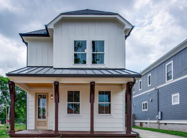 318B Wilburn St, Nashville, TN 37207 (MLS #RTC2072195) :: Village Real Estate