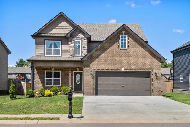 1762 Ellie Piper Circle, Clarksville, TN 37043 (MLS #RTC2072203) :: Ashley Claire Real Estate - Benchmark Realty
