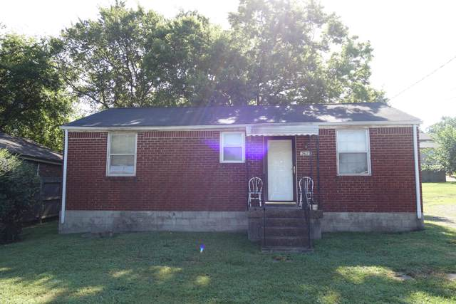 2627 Pennington Ave, Nashville, TN 37216 (MLS #RTC2072223) :: RE/MAX Homes And Estates