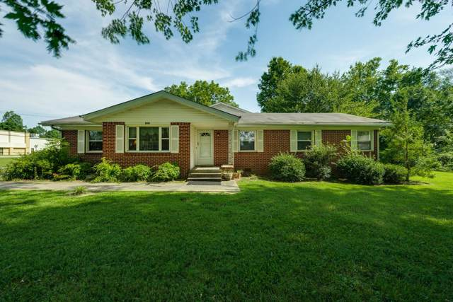 1648 Cookeville Hwy, Smithville, TN 37166 (MLS #RTC2072226) :: RE/MAX Homes And Estates