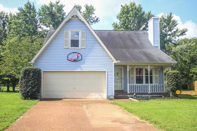 2203 Leeds Ct., Murfreesboro, TN 37129 (MLS #RTC2072228) :: Village Real Estate