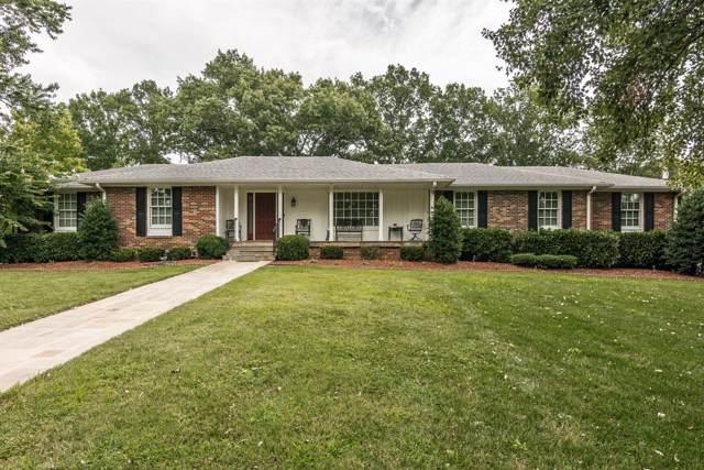 130 Clifftop Dr, Hendersonville, TN 37075 (MLS #RTC2072234) :: RE/MAX Choice Properties