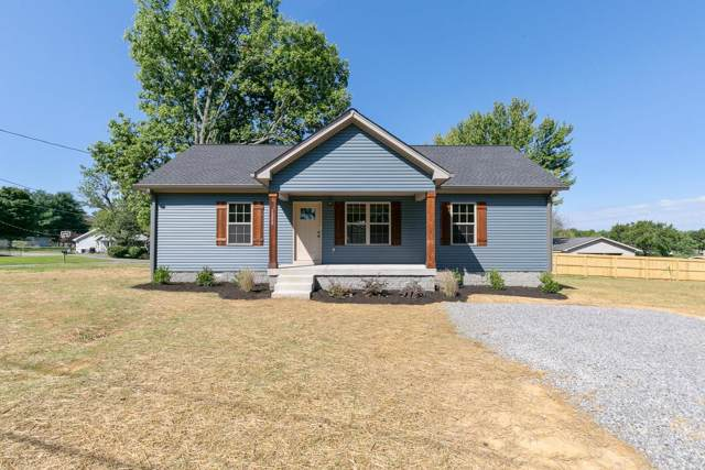 1200 Webster St., Greenbrier, TN 37073 (MLS #RTC2072246) :: The Easling Team at Keller Williams Realty